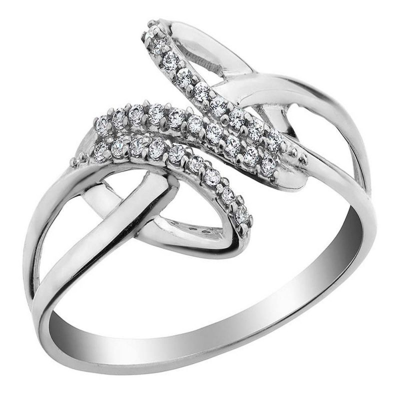 Buy Kiara  Sterling Silver Sonakshi Ring online