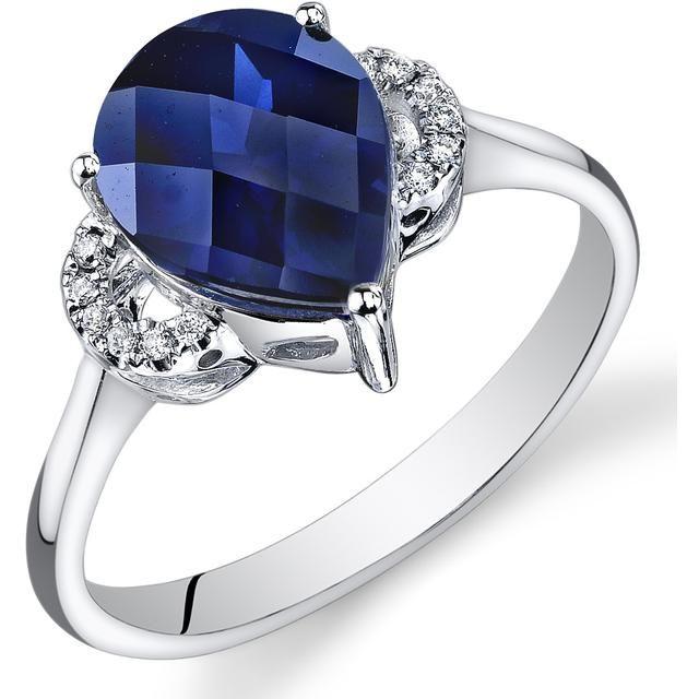 Buy Kiara Swarovski Signity Sterling Silver Radhika Ring Kir0667 online