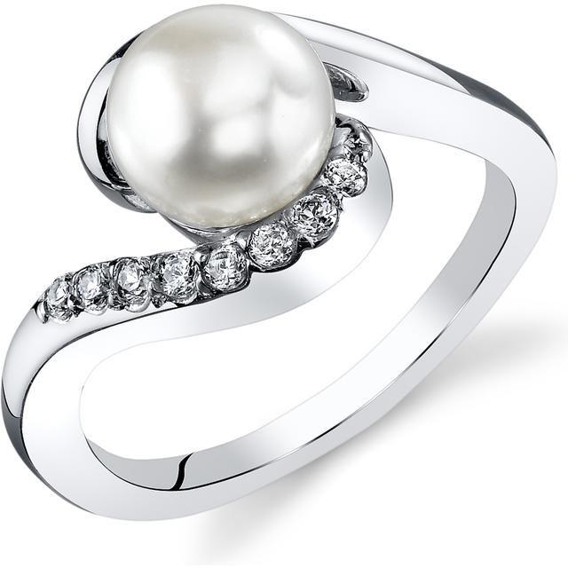 Buy Kiara Swarovski Signity Sterling Silver Aaliya Ring Kir0689 online