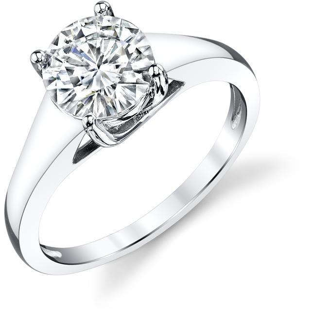 Buy Kiara Swarovski Signity Sterling Silver Shruti Ring Kir0707 online