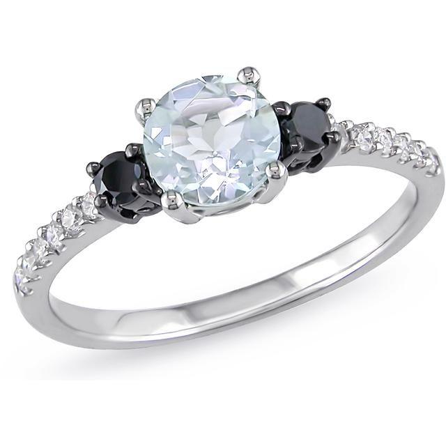 Buy Kiara Swarovski Signity Sterling Silver Kanika Ring Kir0739 online