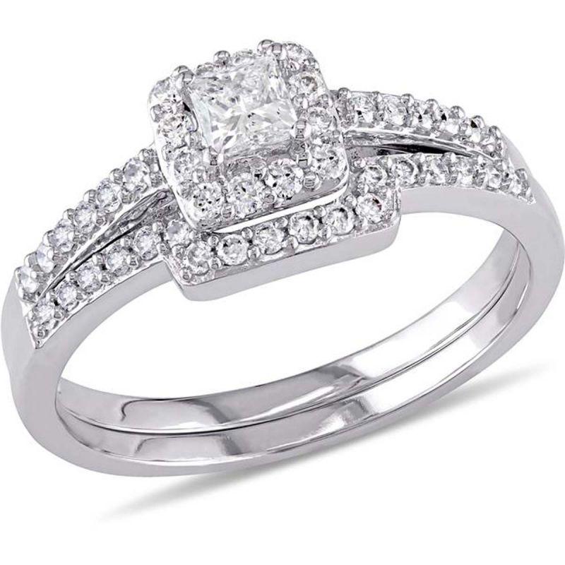 Buy Kiara Swarovski Signity Sterling Silver Poorva Ring online