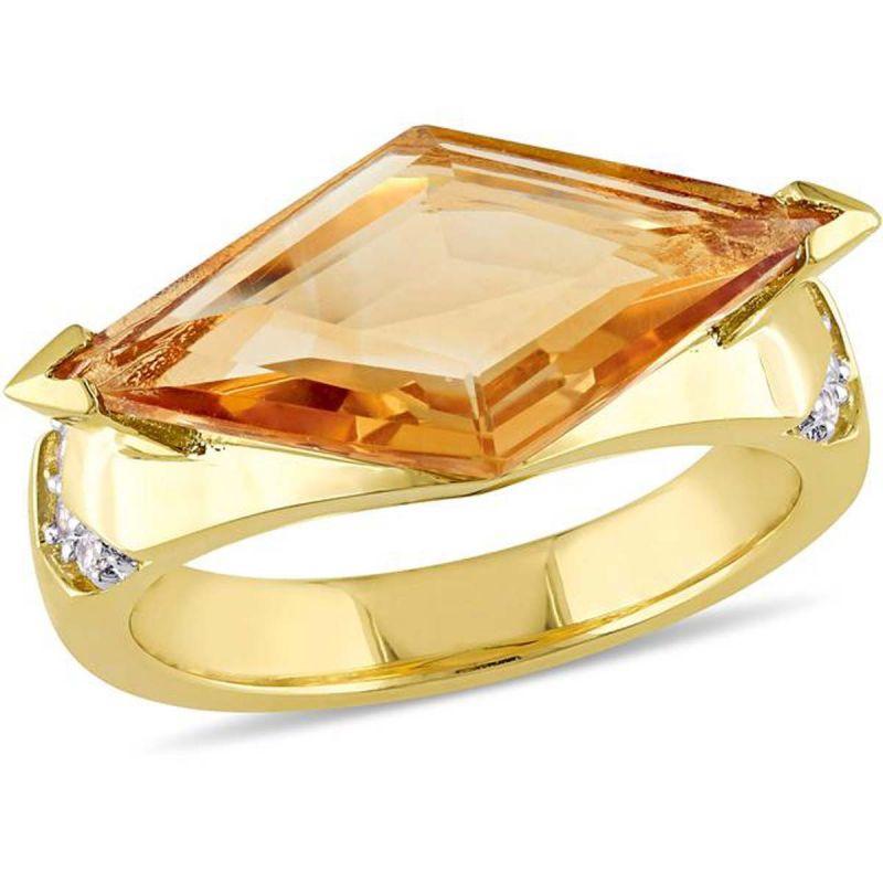 Buy Kiara Swarovski Signity Sterling Silver Swapna Ring Kir0812 online