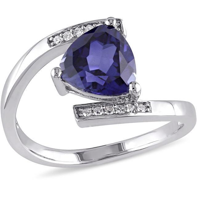 Buy Kiara Swarovski Signity Sterling Silver Kashmira Ring Kir0971 online
