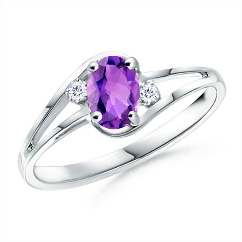 Buy Kiara Swarovski Signity Sterling Silver Jaipur Ring Kir1148 online