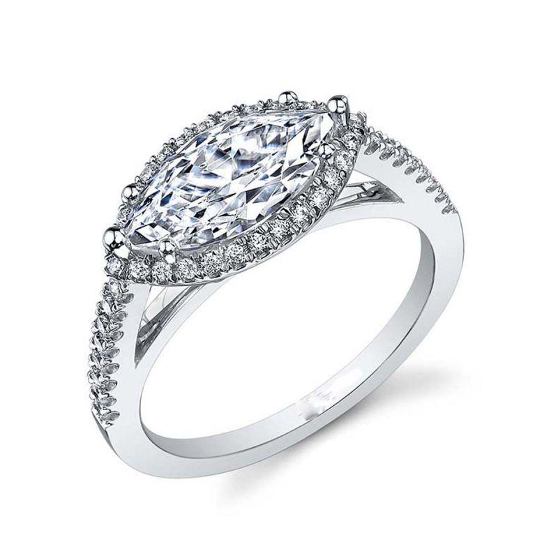 Buy Kiara Sterling Silver Varsha Ring online