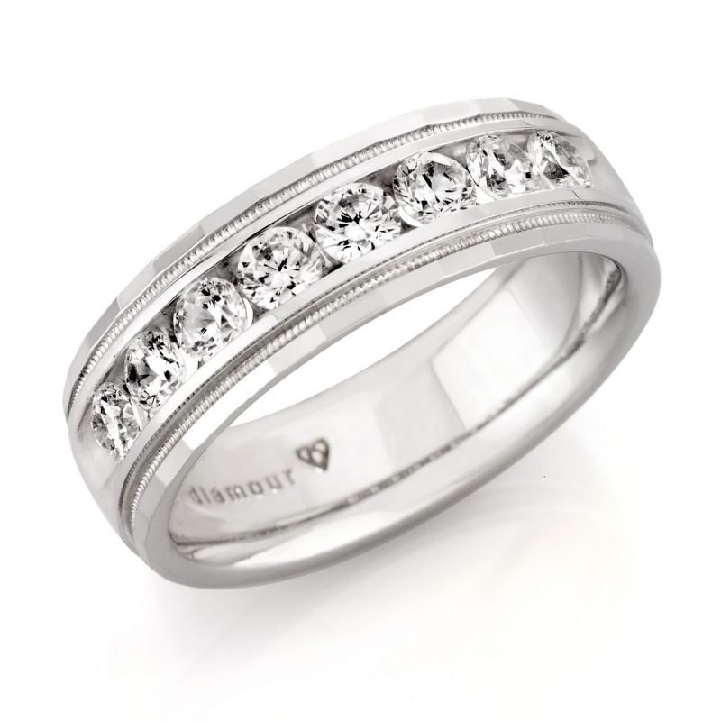 Buy Kiara Sterling Silver Pradnya Ring Kir1583 online