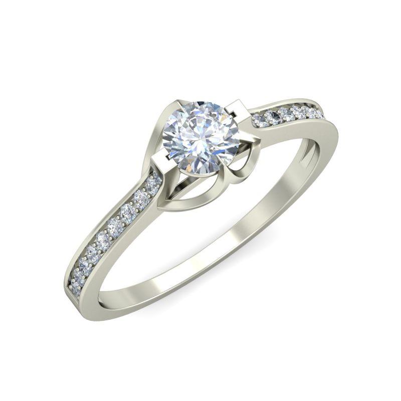 Buy Kiara Sterling Silver Kinjal Ring Kir1702 online