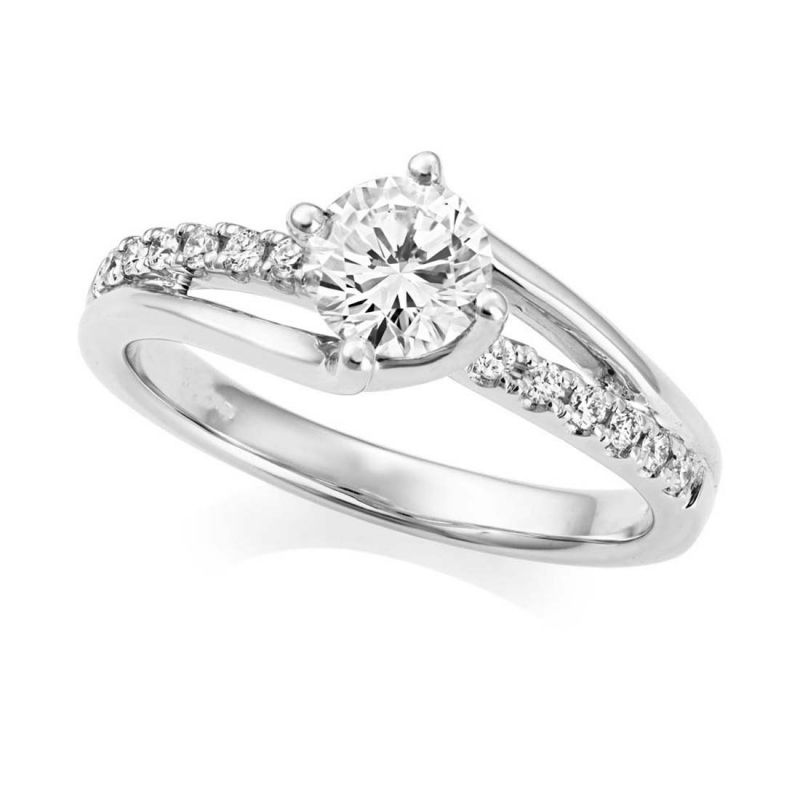 Buy Kiara Sterling Silver Ranchi Ring online