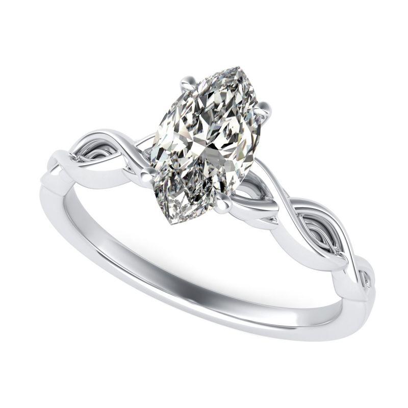 Buy Kiara Sterling Silver Kanika Ring online