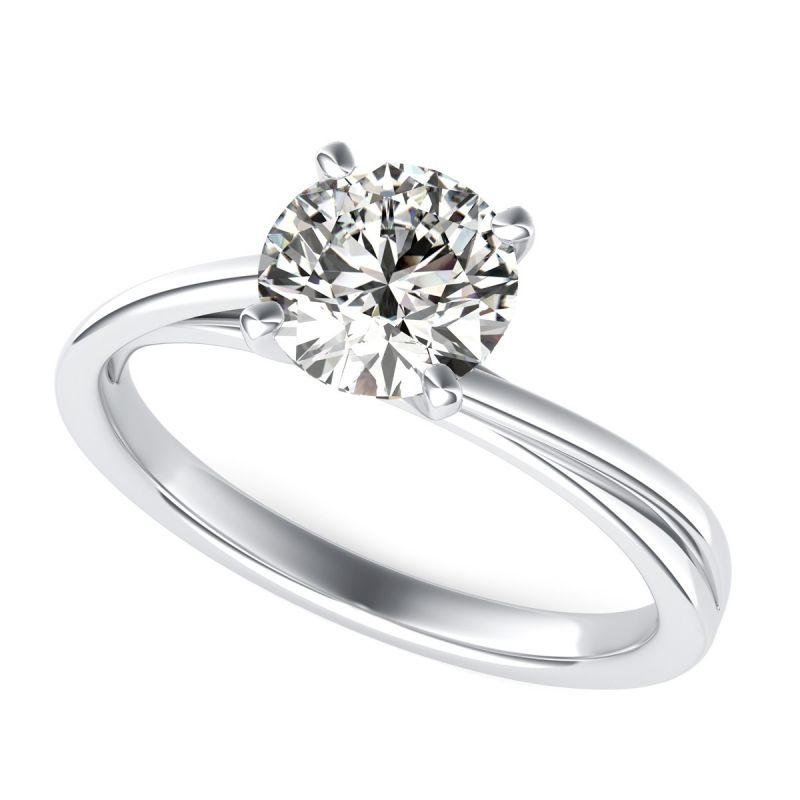 Buy Kiara Sterling Silver Pournima Ring Kir1853 online