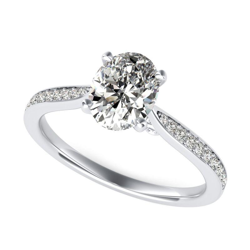 Buy Kiara Sterling Silver Jaipur Ring online