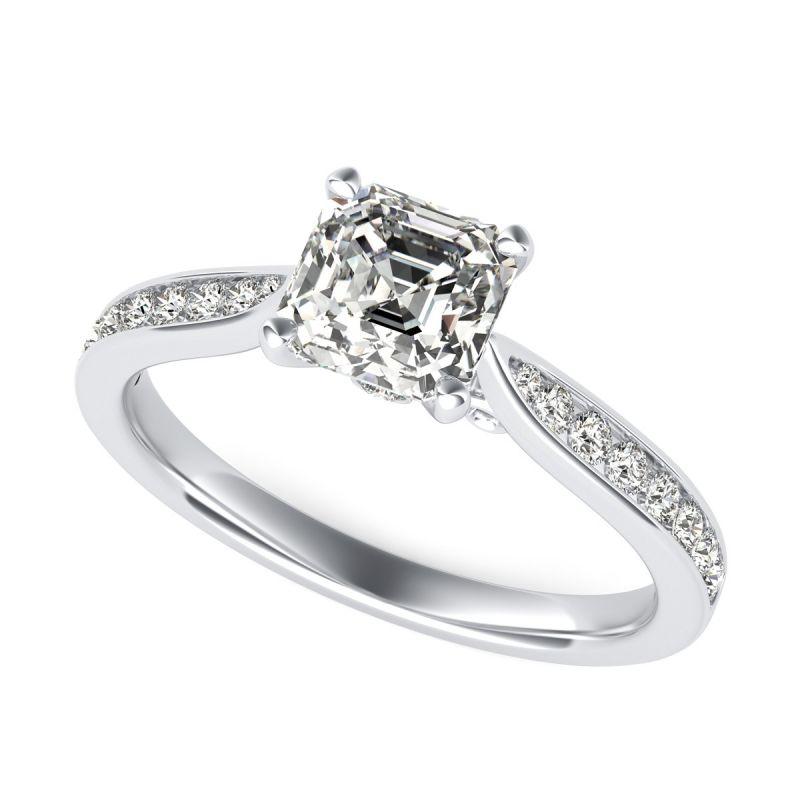 Buy Kiara Sterling Silver Vedika Ring Kir1873 online