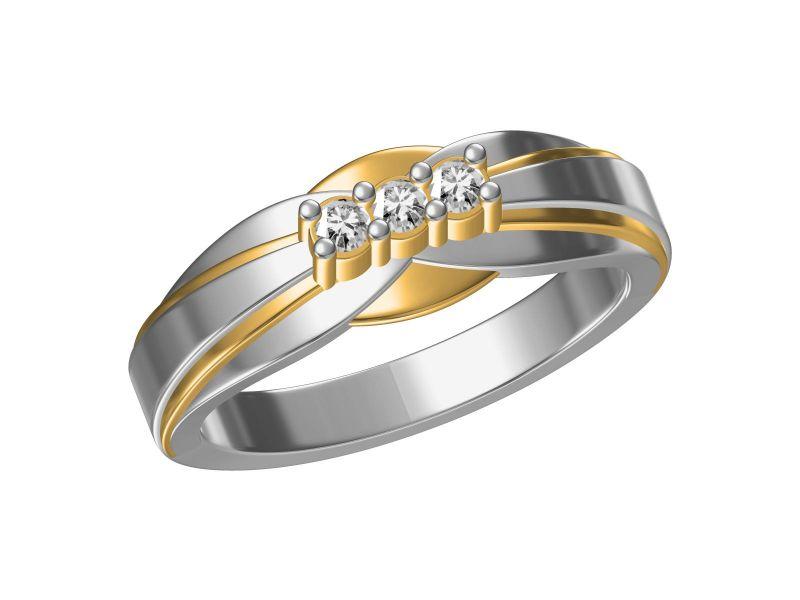 Buy Kiara Sterling Silver Archana Ring Mkgr330wt online
