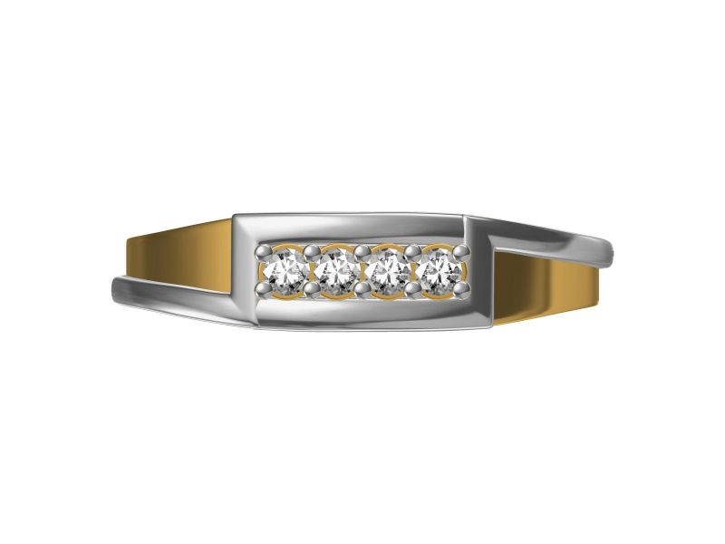 Buy Kiara Sterling Silver Manju Ring Mkgr332yt online