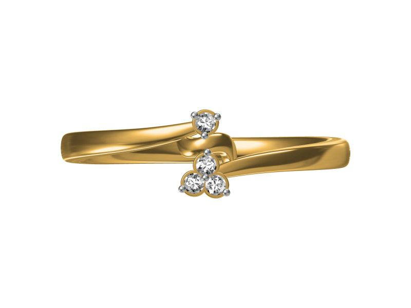 Buy Kiara Sterling Silver Pooja Ring Mkr032y online