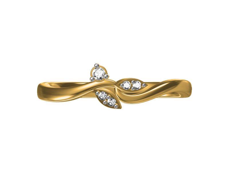 Buy Kiara Sterling Silver Varsha Ring Mkr086y online