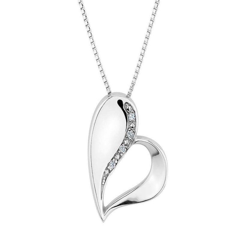 Buy Sterling Silver Pendant Made With Swarovski Zirconia Vap037 online