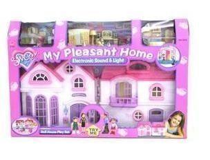 Buy Doll House Play Set Toys For Little Girls Gift Item online