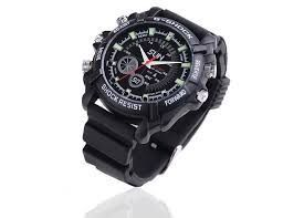 Buy Best Spy Camera Watch In Spy Universe online