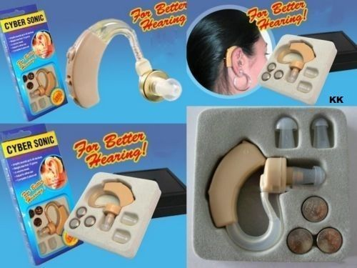 Buy Cyber Sonic Hearing Enhancer Hearing Aid Sound Amplifier online