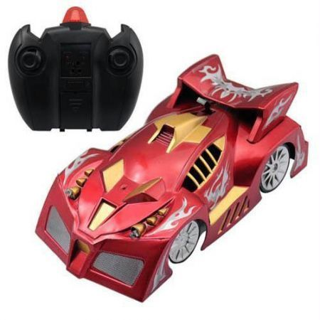 Buy Remote Controlled R/c Wall Climbing Car online