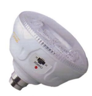 Buy Dm Rechargeable Light Emergency Lamp Torch Bulb online