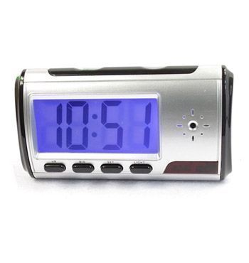 Buy Spy Digital Table Clock Camera online