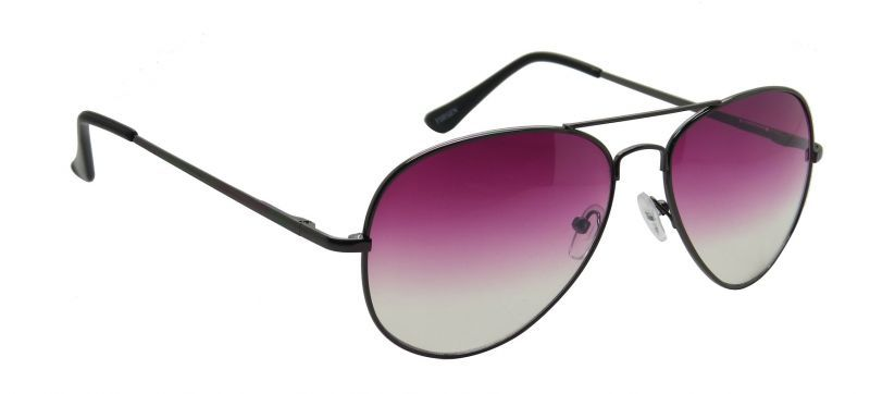 Buy Stylish Gun Metal Aviator Men Sunglasses By Royal online