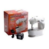 Buy Mini Sewing Machine Portable 4 In 1 With Adapter & Pedal online