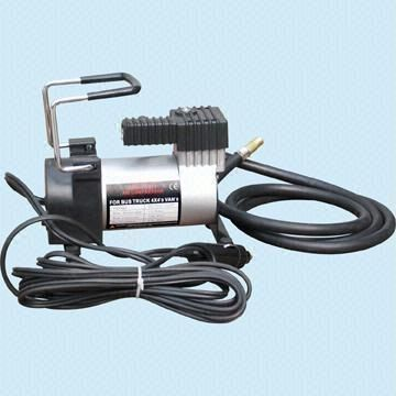 Buy 12v Electric Air Compressor/tyre Inflator ,metal online