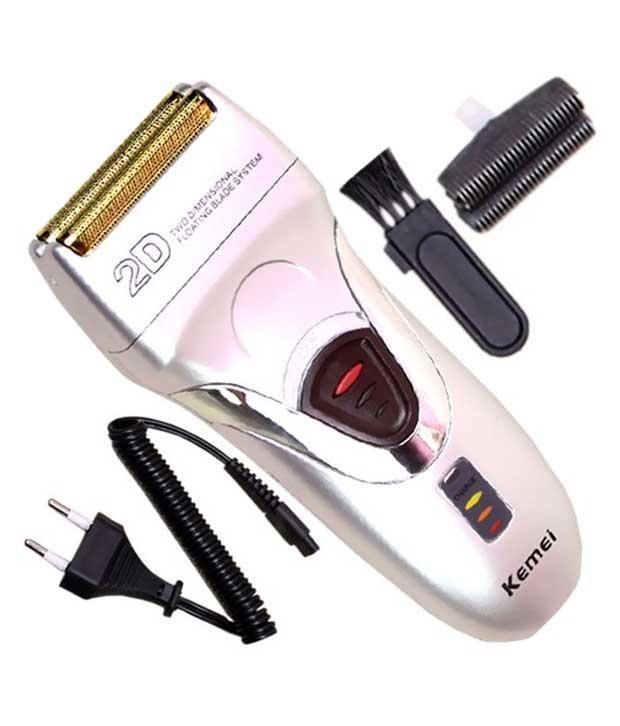 Buy Kemei Km-8116 Rechargeable Perfect Professional Experience Shaver For Men online