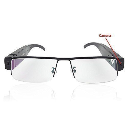 Buy Toughsty 8GB 1920x1080p Hidden Camera Eyewear Glasses Camcorder Video Recorder Mini Dv With Audio Function online