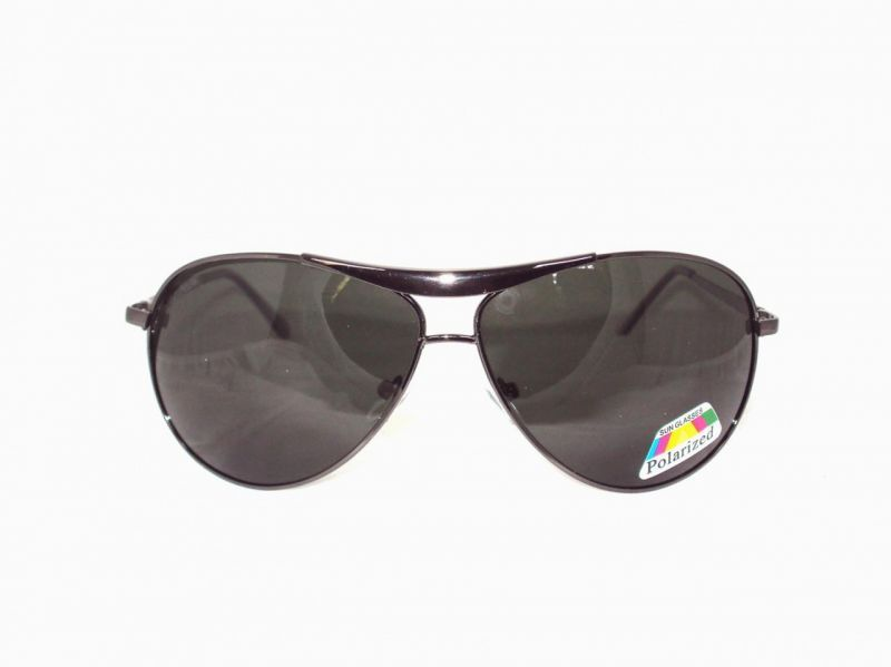 Buy Sigma Drummer Gunmetal Polarized Aviator Sunglasses online