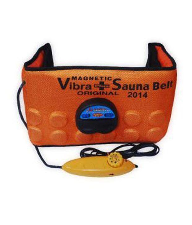Buy Slimming Vibra Sauna Belt Magnetic Body Massager online