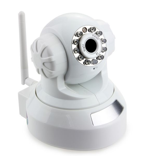 Buy H.264 300kp Wireless Network Night Vision Digital Cctv IP Camera online