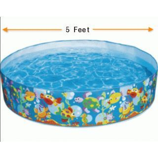 Buy Intex Baby Swimming Pool 5 Feet online