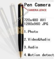 Buy Spy Pen Camera Expandable Upto 16GB online