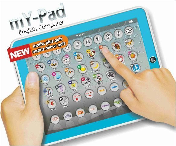 Buy Mypad Kids English Learner Computer Tablet Toy online
