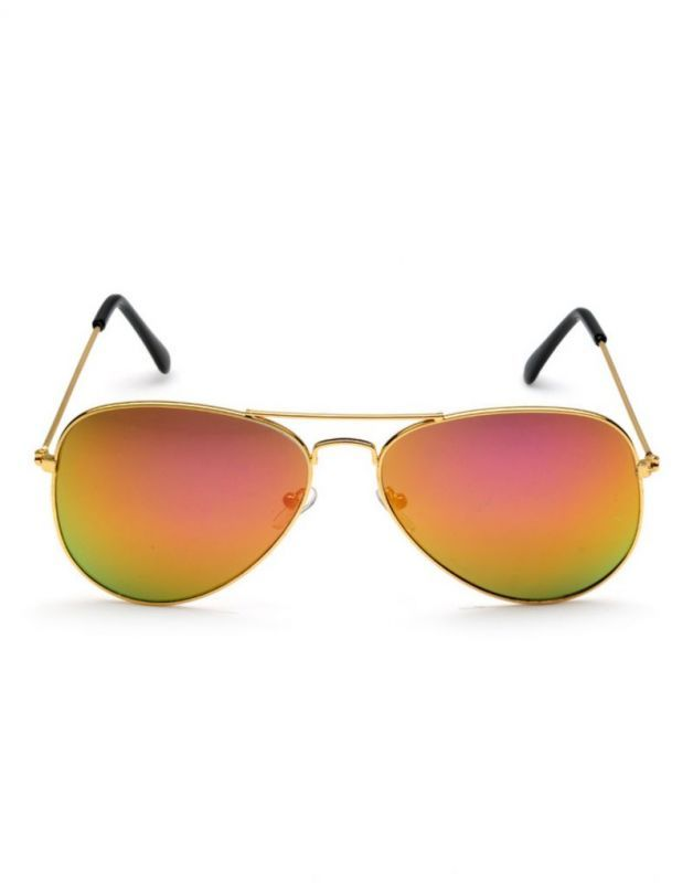 Buy Mirror Sunglases Bronze Aviator online