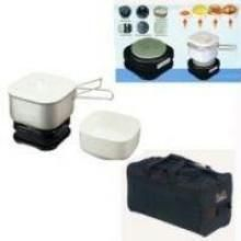 Buy Travel Cooker With Travel Bag online