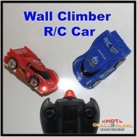 Buy Super Wall Climber Remote Controlled Mini Car online
