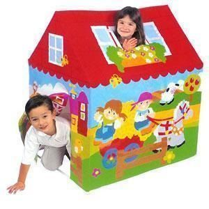 Buy Big Huge Cottage Tent Style Tent House For Children online