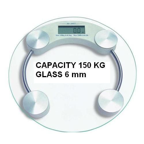 Buy Digital LCD Personal Weighing Scale Body Weight Machine online