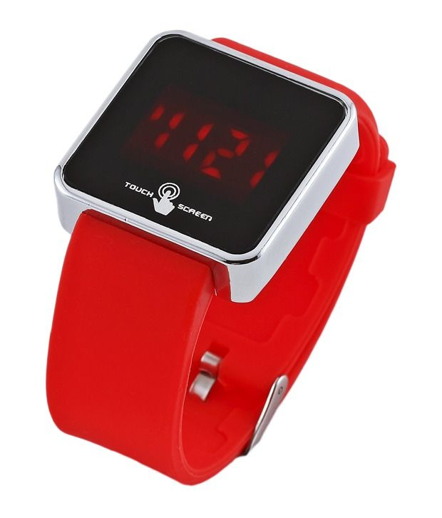 Buy Stylish & Sober Touch Srceen Wrist Watch -mfredtouch online