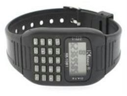 Buy Calculator Sports Wrist Watch For Men online