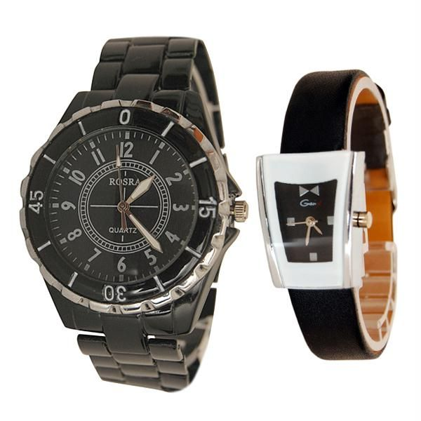 Buy Stylish & Sober Wrist Watch Buy 1 Get 1 Free online