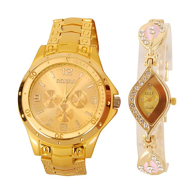 Buy Buy 1 Get 1 Free Stylish Wrist Watch Mfbg5 online