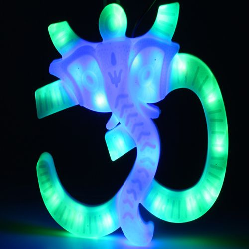 Buy Decorative Lights-hanging Om Ganesh Light online
