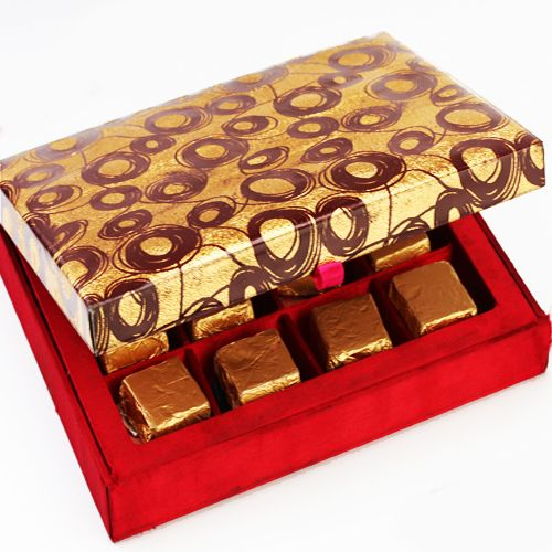 Buy Chocolates-roasted Almond Chocolate Box online
